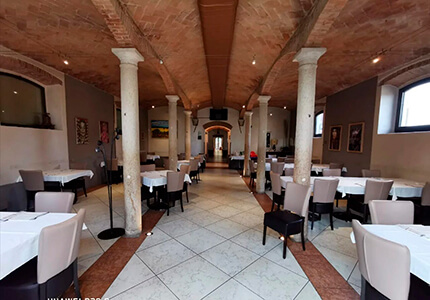 le scuderie ristorante mantova 6